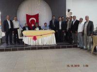 Akhisar Din Görevlileri Derneği üyeleri bir araya geldi