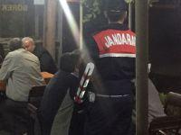 Akhisar'da Jandarma ekiplerinden huzur operasyonu