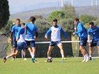 Akhisar'da Adanaspor hazırlıkları başlıyor