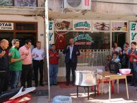 Paşa Mahallesi 13 Sokak esnafından aşure hayrı