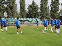 Akhisar Belediyespor, Adanaspor maçı hazırlıklarını tamamladı