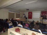 Halk Eğitim' de Toplum Sağlığı eğitimleri devam ediyor