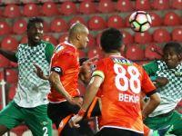 Akhisar Adana'yı tek golle geçti 1-0