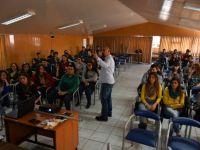 Eksen Temel Lisesinden sınav bilgilendirme semineri