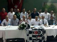 Akhisar Beşiktaşlılar Derneğinde Suyolcu, dönemi resmen başladı
