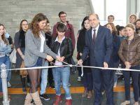 Zeytin toplayan Avrupalı Gençler sergi açtı