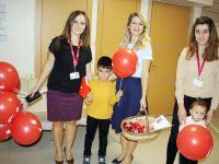 Özel Akhisar Hastanesi 29 Ekim Cumhuriyet Bayramını kutladı