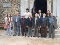 Akhisar Huzurevi Aybek Turizm ile Bozdağ'ı gezdi