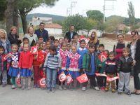 Kadın Meclisinden Çobanhasan ilköğretim okuluna kırtasiye yardımı