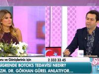 Gökhan Gürel Beyaz Tv'de Migreni Anlattı
