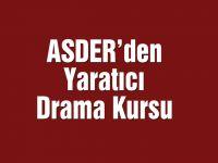 ASDER yaratıcı drama kursu