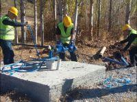 Pekmezci Mahallesi MASKİ'nin çalışmalarıyla içme suyuna kavuştu