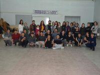 Akhisar Gençlik Merkezi, Halk Oyunları kursu başladı