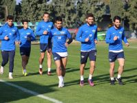 Akhisar Belediyespor, Kasımpaşa maçı hazırlıklarına 6 eksikle başladı