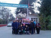 Akhisarlı bayanlar Aybek Tur ile Edirne'de
