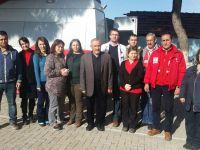 Akhisar İstiklal İlkokulu Kızılay'a kan bağışında bulundu