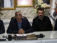 AK Parti'den CHP'ye üslup tepkisi