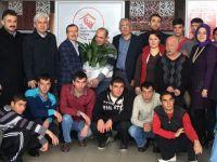 Milletvekili Aydemir, engelli merkezlerini ziyaret etti