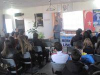Özel Merkez Lisesi rehberlik seminerleri başladı