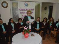 8 Mart Kadın Dayanışma Derneği, Kadının seçme seçilme günü basın açıklaması