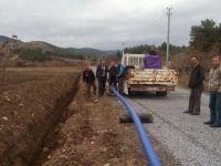 Akhisar Yayakırıldık Mahallesi'nin terfi hattı yenileniyor