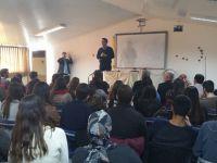 Prof. Dr. Murat Kantarcıoğlu'dan Eksen Eğitim Kurumları öğrencilerine seminer