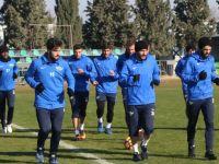 Akhisar Belediyespor'da Alanyaspor hazırlıkları başladı