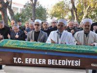 Eski Kaymakam Hacımüftüoğlu'nun acı günü