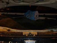 Otomobilin motorunda Bin 11 uyuşturucu hap