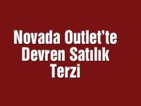 Novada Outlet'te Devren Satılık Terzi