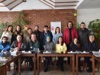 Akhisarlı Kadın Girişimciler Gazetecileri ağırladı