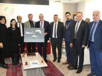Akhisarlı meclis Üyelerinden Başkan Ergün'e ziyaret