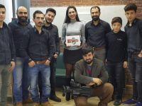 Akhisar'ın Ödüllü Berberi TV 8'in konuğu oldu