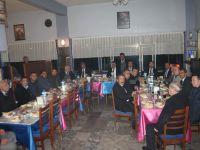 Güven Tur kaptanları yemekte buluştu