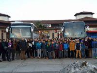 Deniz Etüt öğrencileri, Aybek Tur ile Bursa'yı gezdi