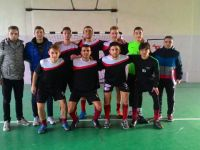 Namık Oğul Anadolu Lisesi Futsal'da şampiyon oldu