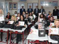 Kadın Meclisi'nden Akhisarlı kadınlara trafik adabı eğitimi