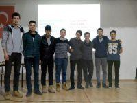 Anadolu İmam Hatip Lisesi'nde münazara coşkusu