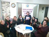 8 Mart Kadınları, Akhisar'da Kadın Danışma Merkezi İstiyor!