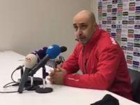 Tolunay Kafkas; Akhisarspor, Kayserispor maçını değerlendirdi