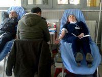 Özel Doğuş Hastanesinden Kızılay'a kan bağışı