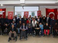 Akhisar'da 19 engellinin yüzü güldü