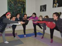 ASDER Yoga Dersleri Devam Ediyor