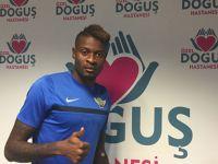 Yeni transfer Bokila Özel Doğuş Hastanesi'nde sağlık kontrolünden geçti