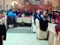 Süleymanlı Belediyespor'dan sezona veda yemeği