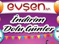 Evşen'den KDV ve ÖTV kampanyası
