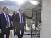 Büyükşehir, Akhisar'da çalışmaları inceledi