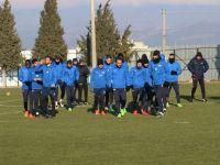 Akhisar Belediyespor Beşiktaş maçı hazırlıklarına başladı