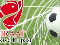 Ziraat Türkiye Kupası çeyrek final ilk maçları belli oldu
