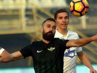 Akhisar Belediyespor'da Serdar Kesimal'in sözleşmesi fesih edildi